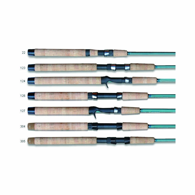 G loomis gwpr843c greenwater series saltwater casting rod for Green fishing rod