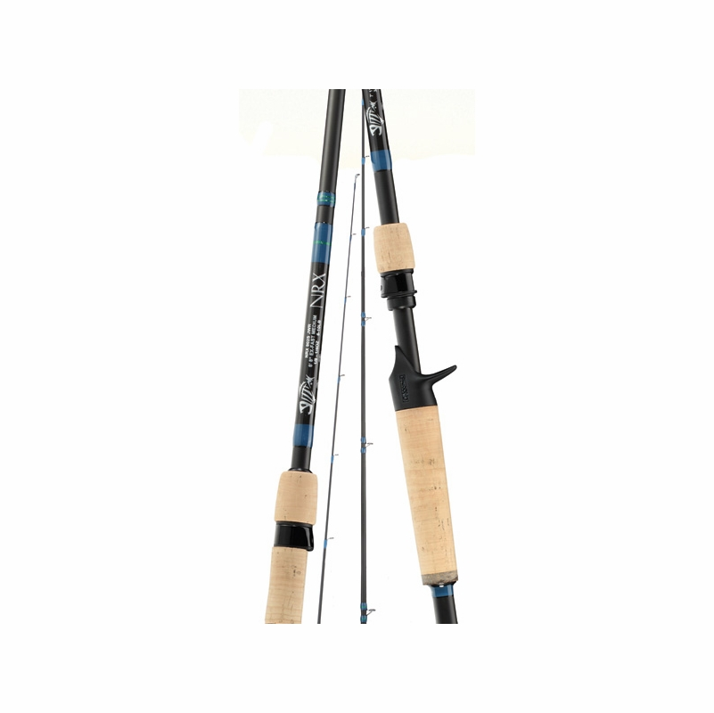 G loomis nrx bass spinning rods tackledirect for Bass fishing rods and reels