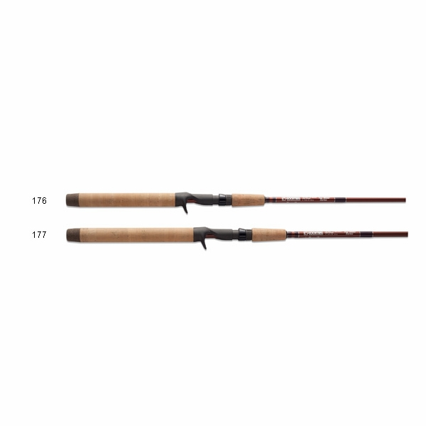 G loomis top water bass series casting rods tackledirect for G loomis fishing rods