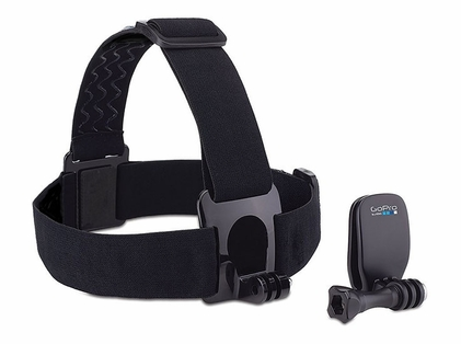 GoPro Head Strap Mount and QuickClip ACHOM-001