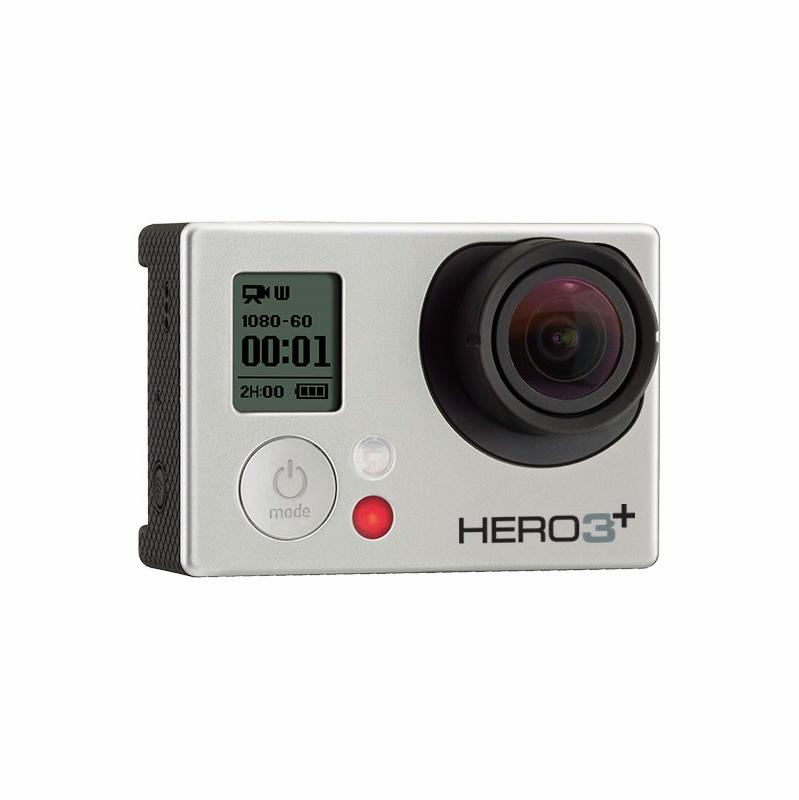 gopro hero3 silver edition camera chdhn 302. Black Bedroom Furniture Sets. Home Design Ideas