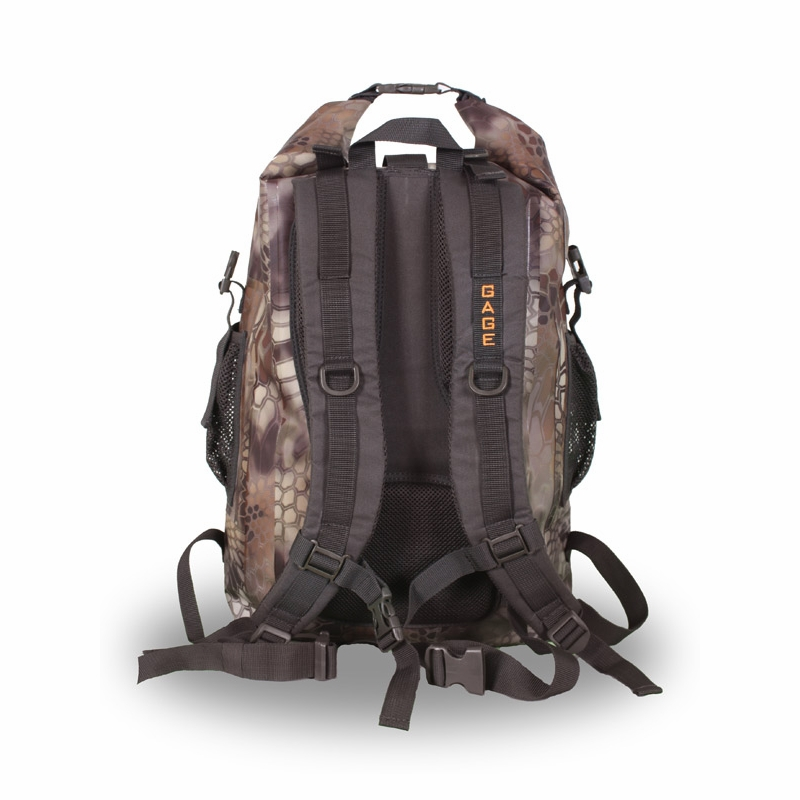 a24dc7998ad6 Grundens Gage 30 Liter Rum Runner Backpack - Camo