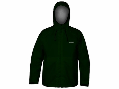 Grundens Weather Watch Hooded Jacket Green