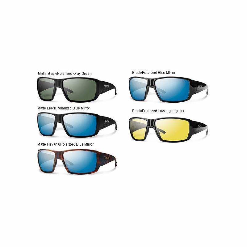 b7033b99d5 Smith Action Optics Guide s Choice Sunglasses