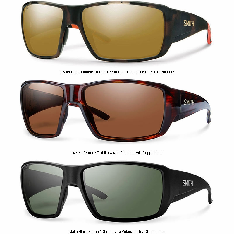 be085a5ae65 Smith Action Optics Guide s Choice Sunglasses