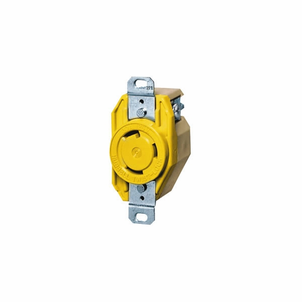 Hubbell 26cm10 Receptacle 30a 125v