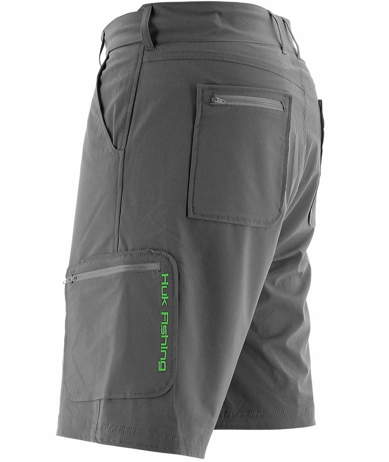 Huk next level shorts tackledirect for Best fishing shorts