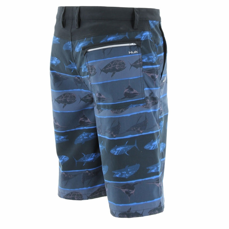 Huk performance fishing huk k scott fish lite shorts for Huk fishing shorts