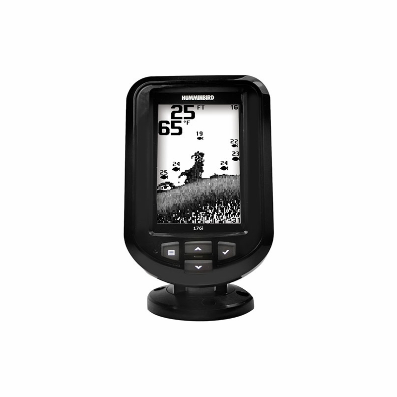 Humminbird piranhamax 176i fishfinder tackledirect for Piranha fish finder