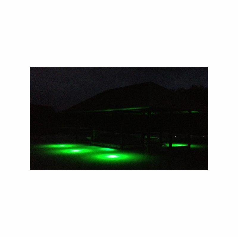 hydro glow sf60 led underwater light tackledirect