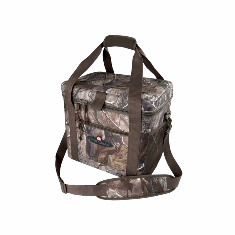 Camo Soft Cooler ~ Igloo realtree camo can square soft cooler