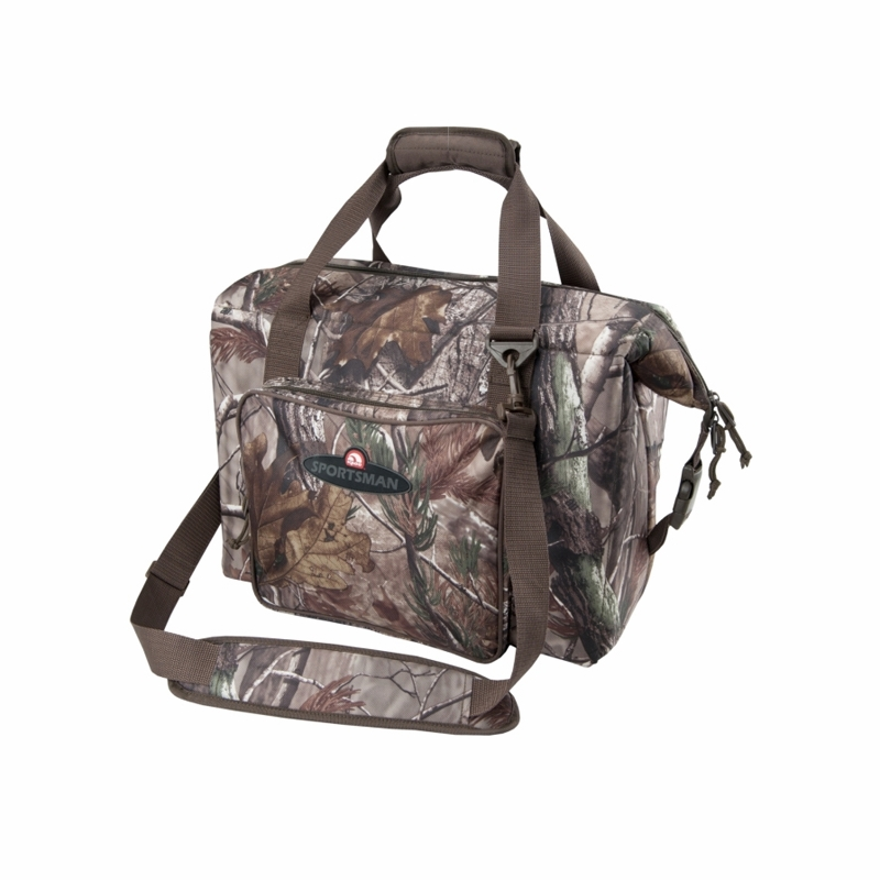 Camo Soft Cooler ~ Igloo realtree camo can snapdown ultra soft side cooler