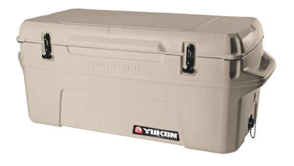 Igloo Yukon 50 Cooler ~ Igloo yukon cold locker quart cooler tan