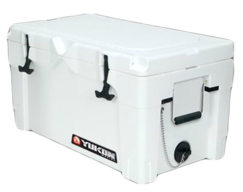 Igloo Yukon 50 Cooler ~ Igloo yukon marine series quart cooler white
