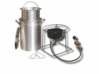 King Kooker Turkey Fryer Steamer 1266B