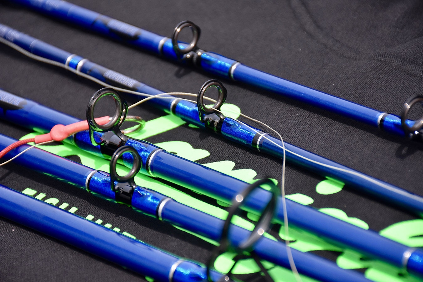 Lamiglas bluewater series rods tackledirect for Offshore fishing rods
