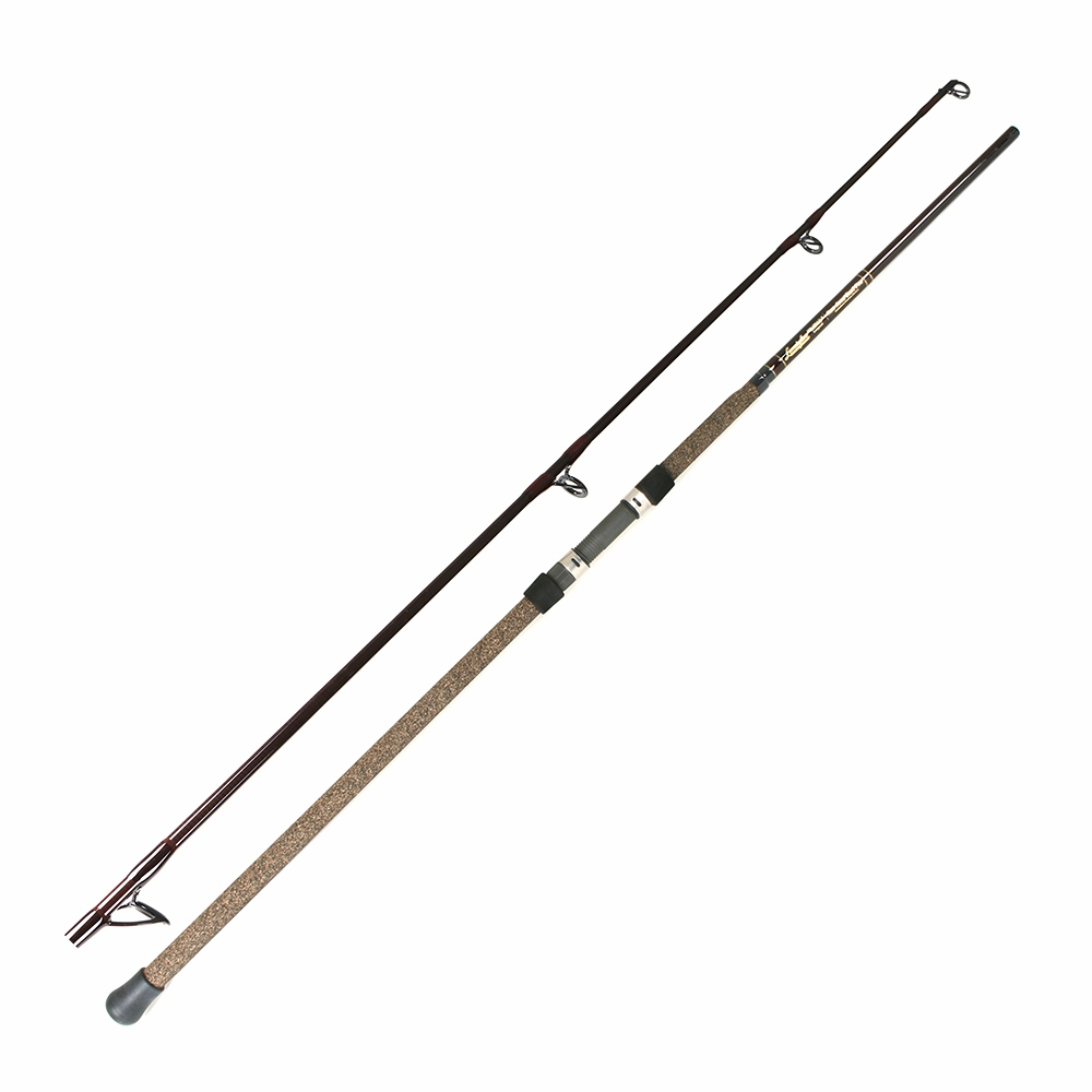 Lamiglas xsra 1383 2 ron arra pro surf spinning rod for Best surf fishing rods