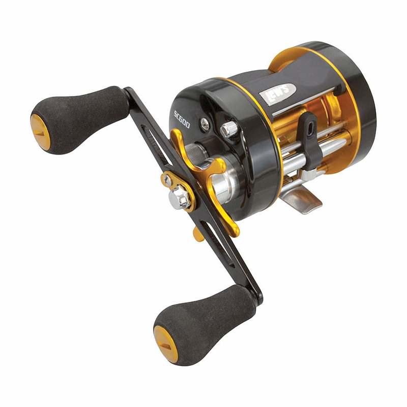 Lew 39 s sc600 speed cast reel tackledirect for Lews fishing rods