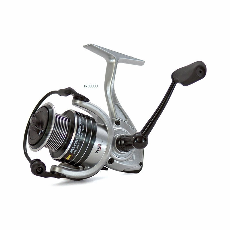 Lew 39 s speed spin inshore spinning reels tackledirect for Lews fishing rods