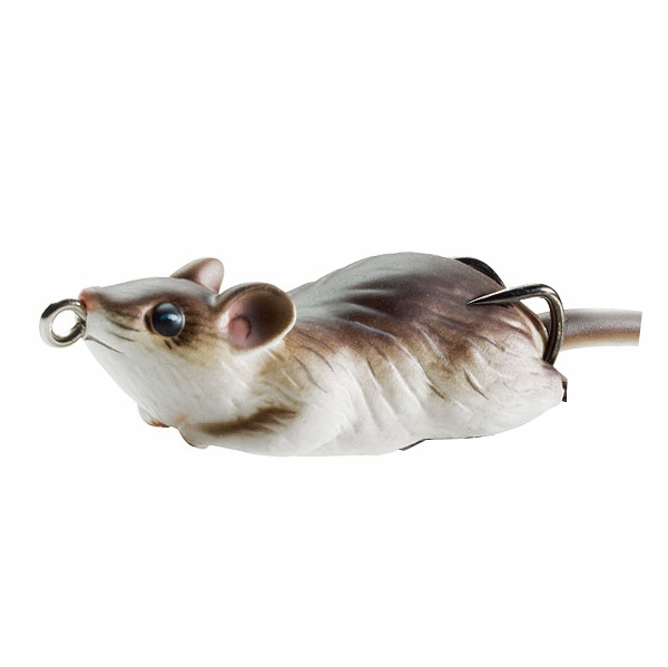 Livetarget lures field mouse tackledirect for Mouse fishing lure