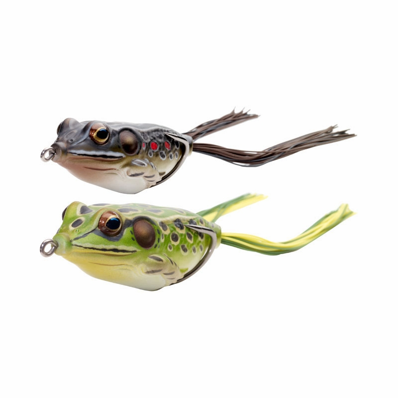 Livetarget lures frog hollow body tackledirect for Live target fishing lures