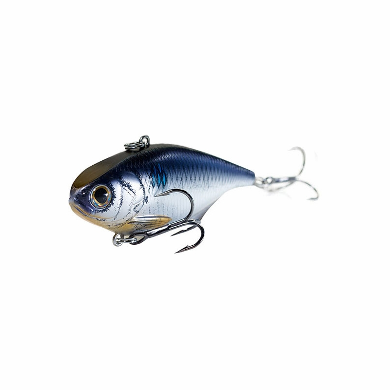 Livetarget lures gizzard shad lipless rattlebait for Shad fishing lures