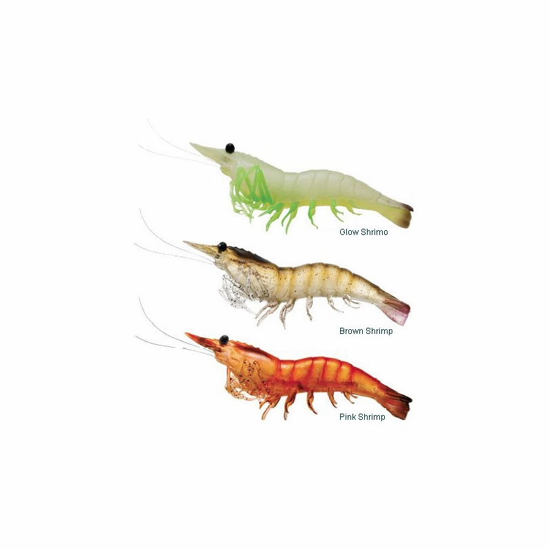 livetarget lures shrimp pre rigged soft bait tackledirect