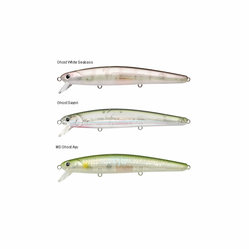 lucky craft fm110 cif flash minnow 110sp lure tackledirect
