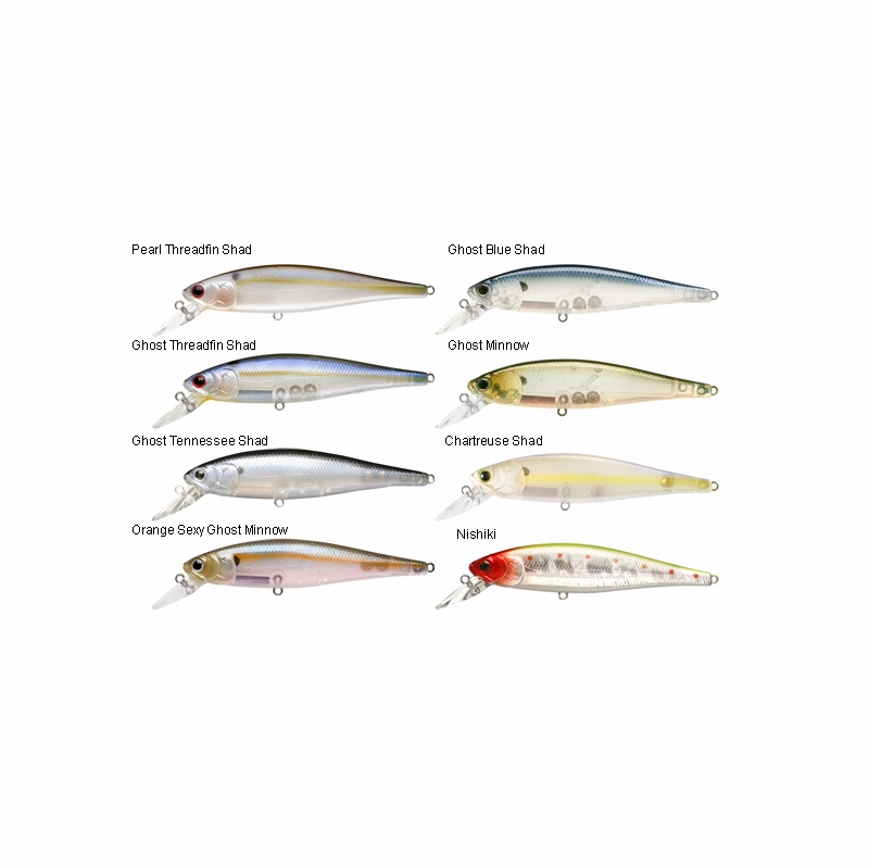 Lucky craft pt100 pointer 100sp jerkbait lure tackledirect for Lucky craft saltwater lures
