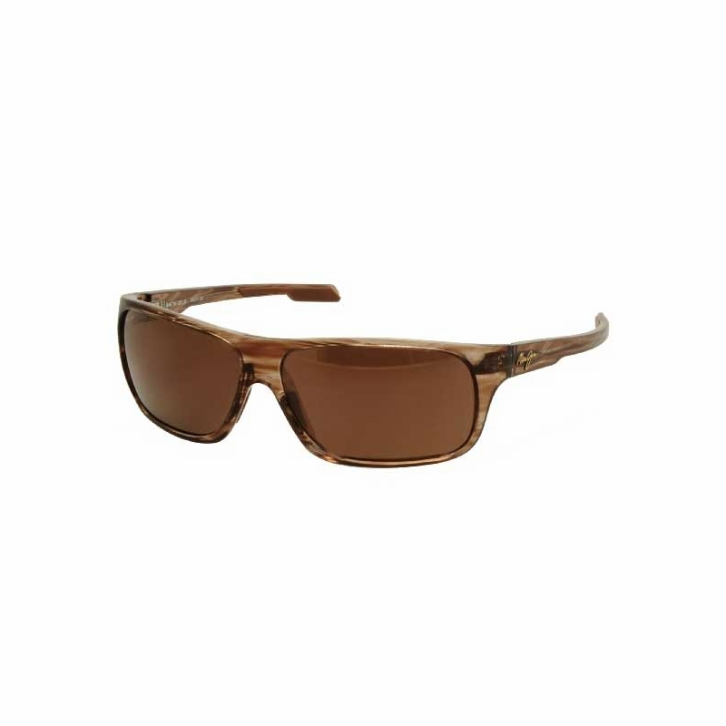 Maui jim h237 15 island time sunglasses tackledirect for Maui jim fishing glasses