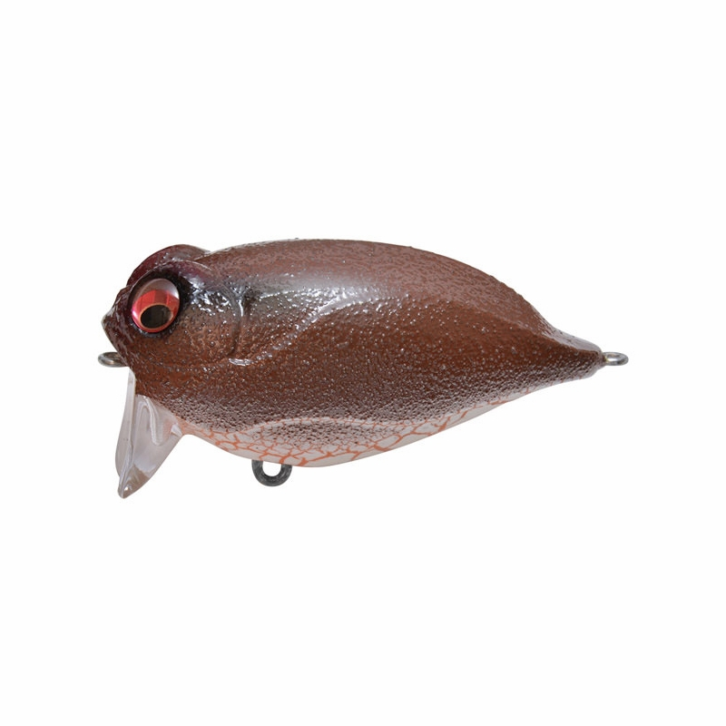 Megabass funky flipper crankbait tackledirect for Freshwater fishing lures