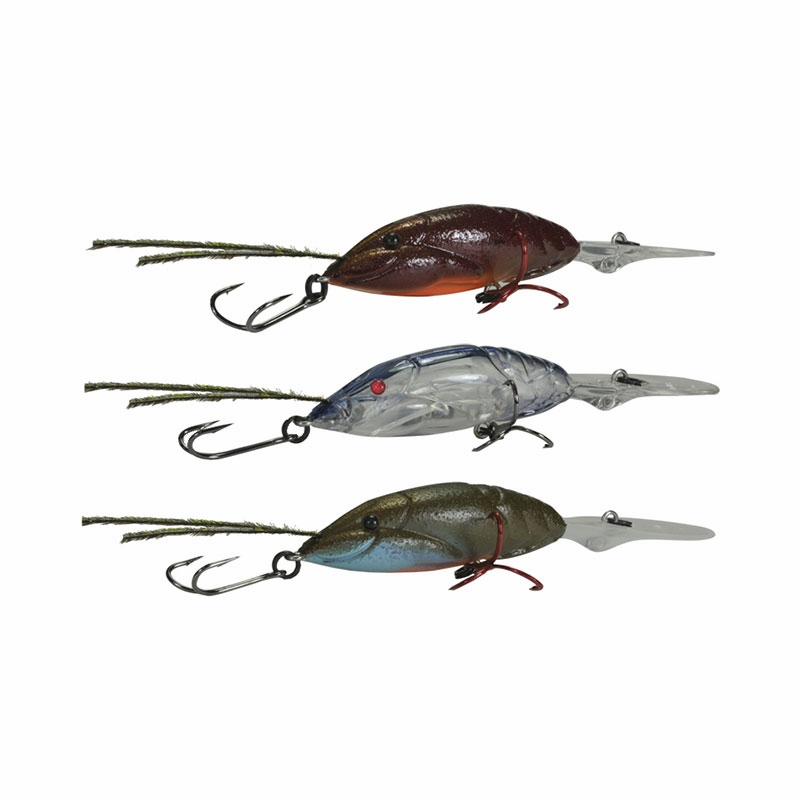 Megabass x dad crankbait tackledirect for Freshwater fishing lures