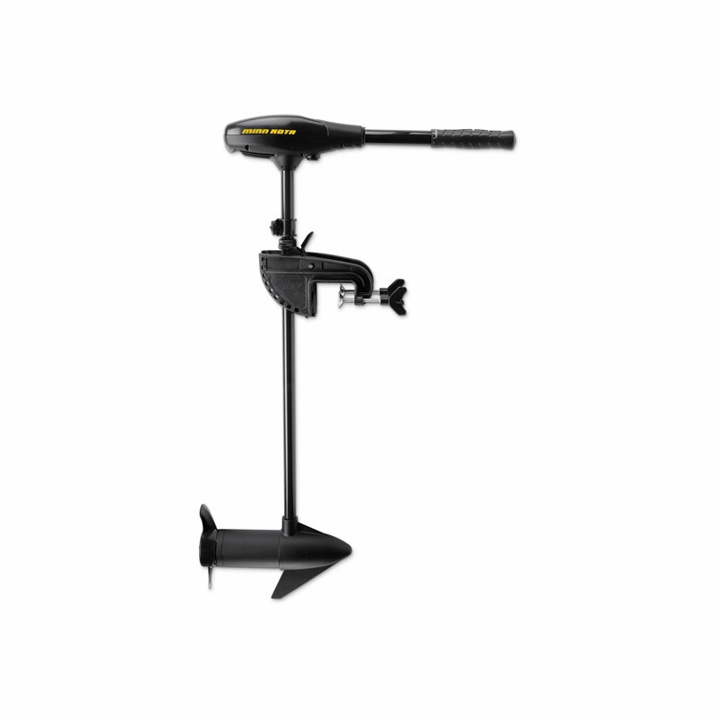 Minn kota endura max freshwater trolling motors tackledirect for Mounting a transom mount trolling motor on the bow