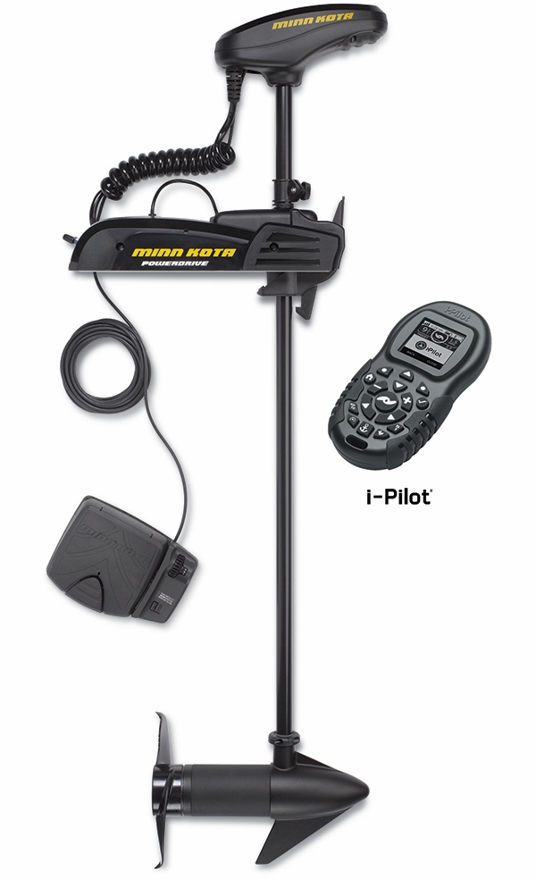 Minn Kota 1358743 Powerdrive 55 Trolling Motor Tackledirect