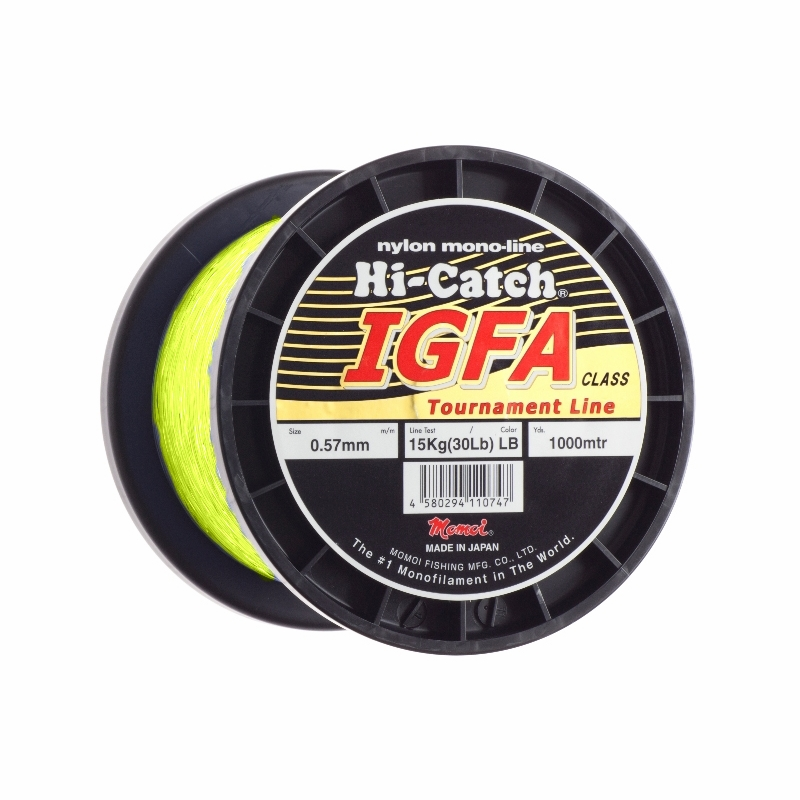momoi hi catch igfa nylon monofilament tackledirect