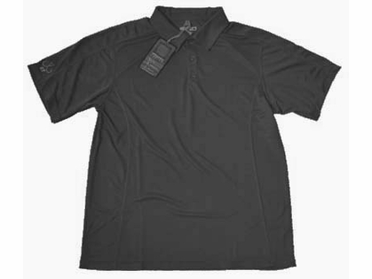 Montauk Polo Performance Shirt Grey