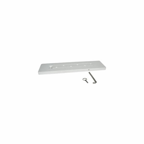 Motorguide Mga515a2 Great White Removable Mounting Plate