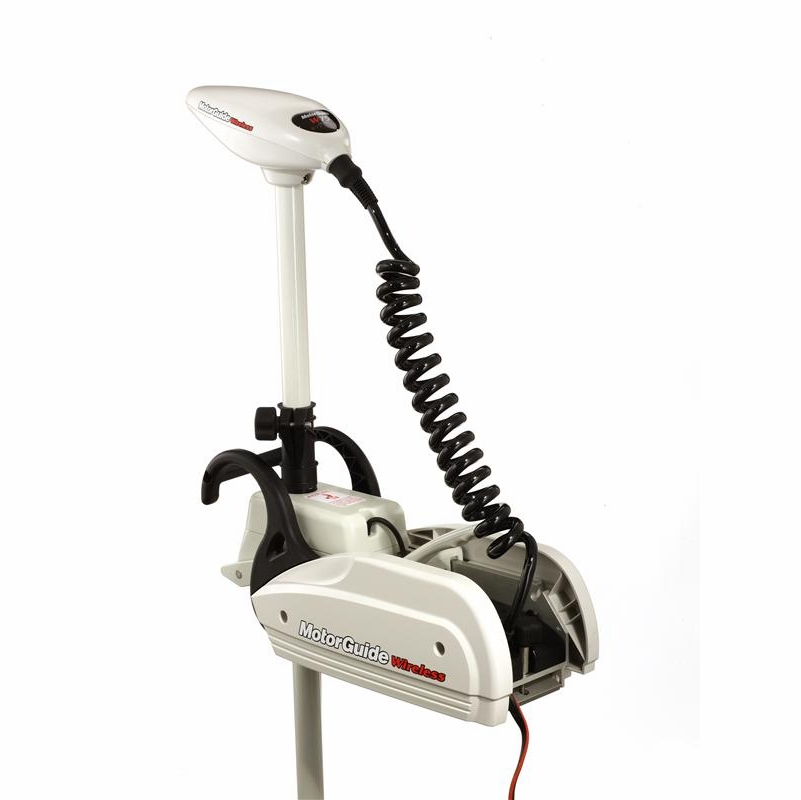 Motorguide Wireless Controlled Bow Mount Saltwater
