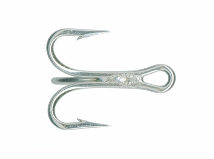 Mustad 9430-DS Treble 5X Strong DuraSteel 6/0 Hook
