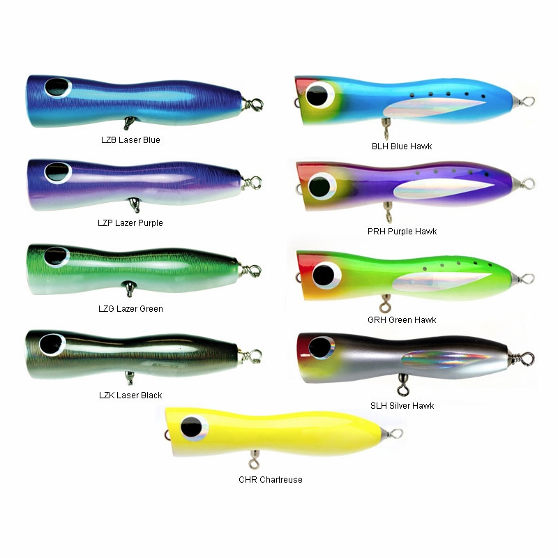 Ocean Tackle International OTI-1201 Komodo Popperss | TackleDirect