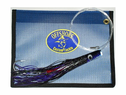 Offshore Custom Tackle Zuker Feathers ZM 3.5