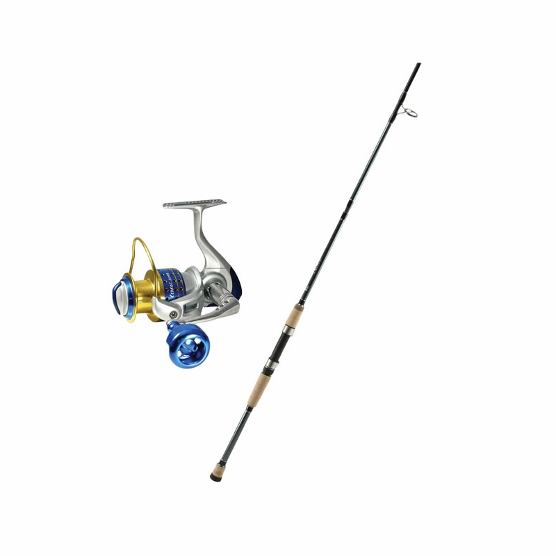 Okuma cj 40s ntxi s 703mh cedros nomad xpress combo for Saltwater fishing rods and reels combos