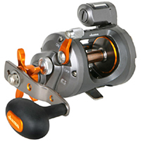 Okuma Cw 303d Cold Water Line Counter Reel Tackledirect