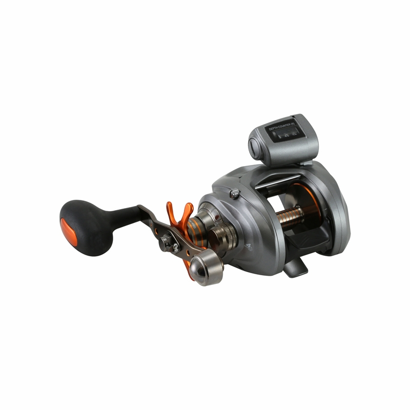Okuma Cw 354d Coldwater 350 Low Profile Line Counter Reel