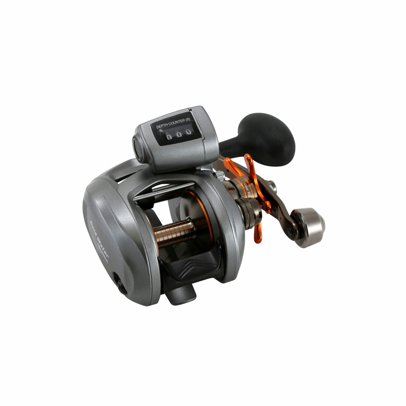 Okuma Cw 354dlx Coldwater 350 Low Profile Line Counter Reel