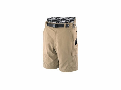 Old Harbor Outfitters S730 Storm Technical Shorts Khaki