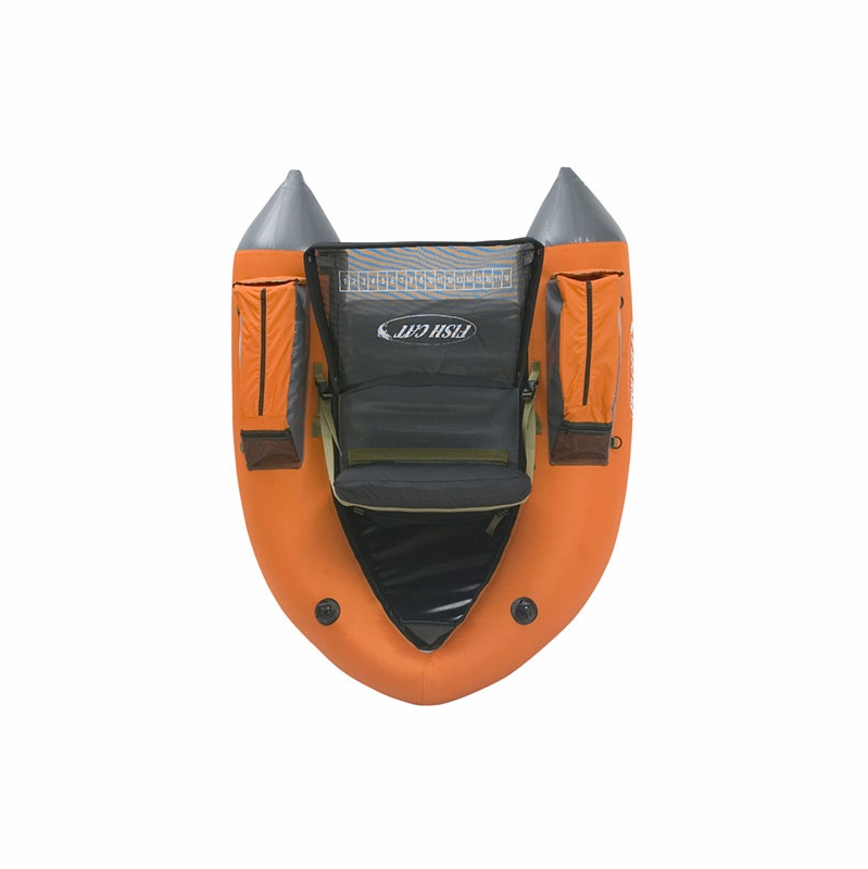 Float Tube Outcast Fish Cat  Deluxe