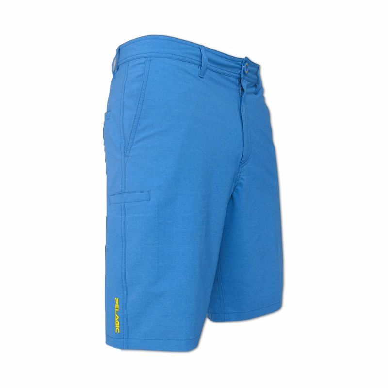 619805fa69 Pelagic 272-RY Deep Sea Hybrid Shorts - Royal