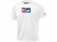 562258ac8b09 Pelagic Deluxe Waterman Short Sleeve T-Shirts