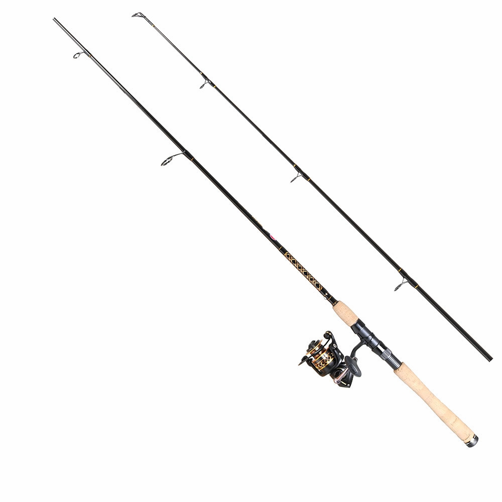 Penn btlii3000701ml battle ii spinning combo for 13 fishing combo